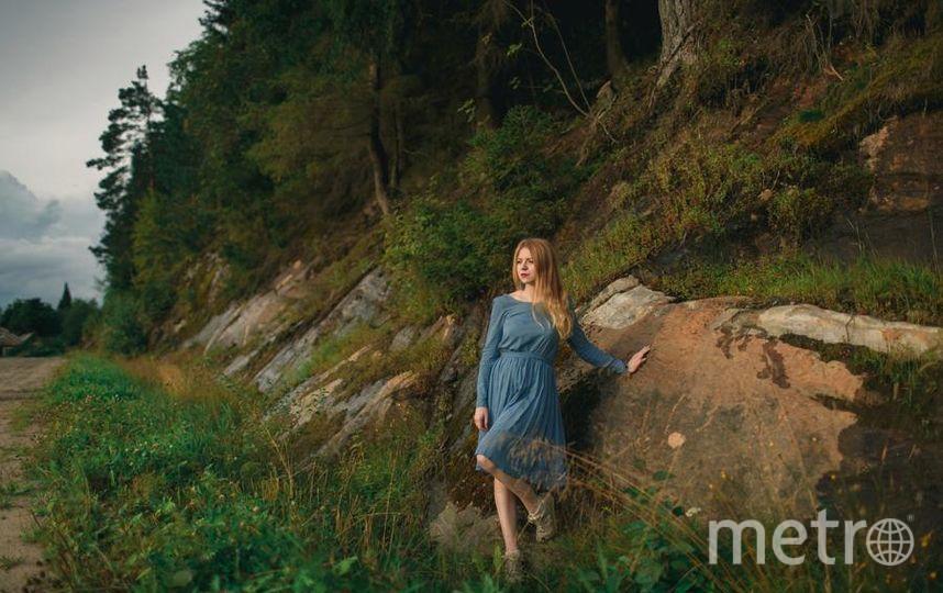 Моё счастливое платье я купила случайно на распродаже. Оно придаёт мне уверенности и силы и, наверное, приносит удачу. Без него не обходится ни одна моя поездка: в нём я бродила по лесам Карелии и прогуливалась по узким улочкам Стамбула. Фото Анастасия Плотникова