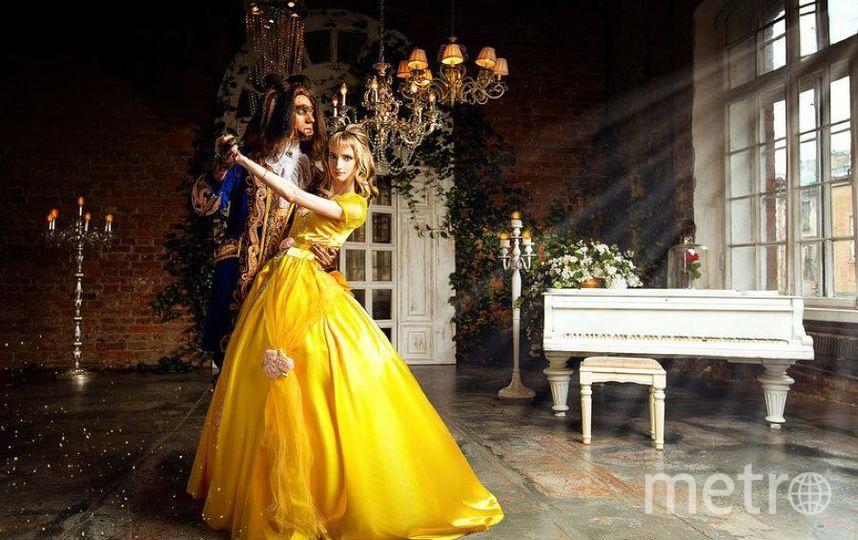 Это платье счастливое, потому что в нем я побывала в самой доброй и волшебной сказке. Фото Анастасия
