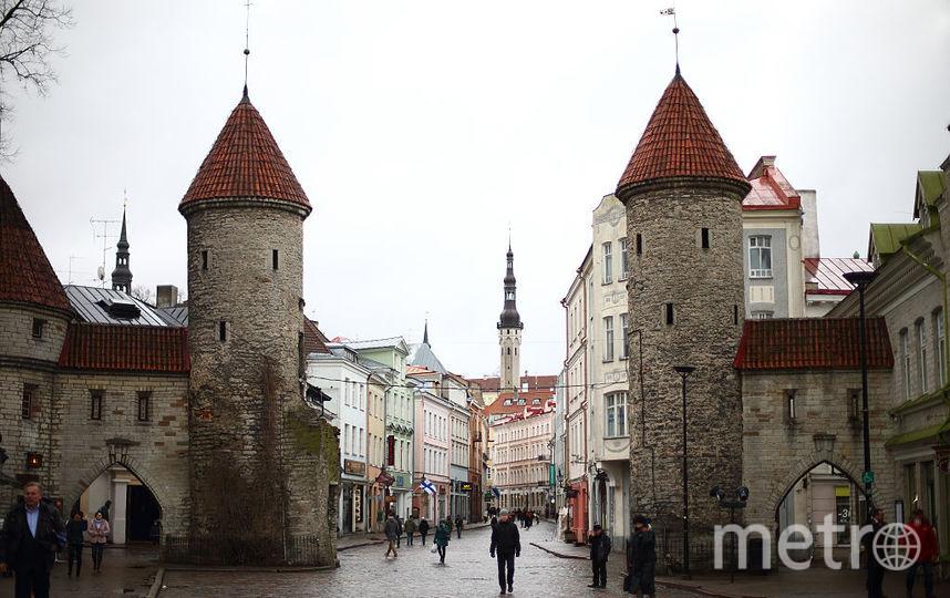 Таллин. Фото Getty