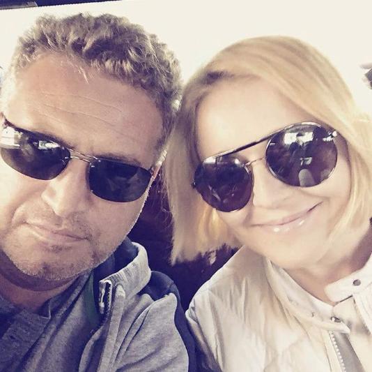 Леонид Агутин и Анжелика Варум. Фото Instagram Леонида Агутина.