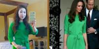 Repli-Kate: жительница Аризоны копирует гардероб Кейт Миддлтон