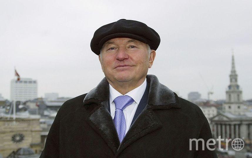 Бывший мэр Москвы Юрий Лужков. Фото Getty
