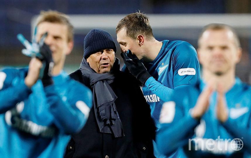 Новым основным тренером «Зенита» будет Роберто Манчини