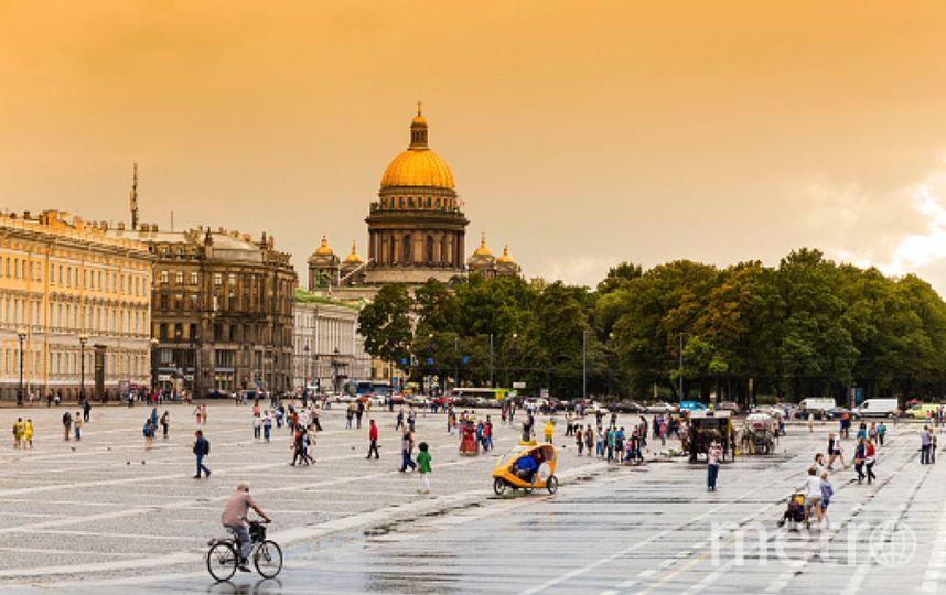 В Петербурге стартовали праздничные мероприятия. Фото Getty