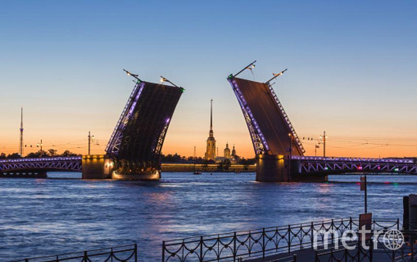 Петербург отмечает 314 день рождения. Фото Getty
