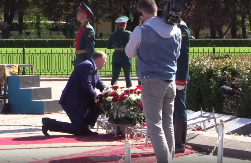 Петербург отмечает 314 день рождения. Фото Скриншот Youtube