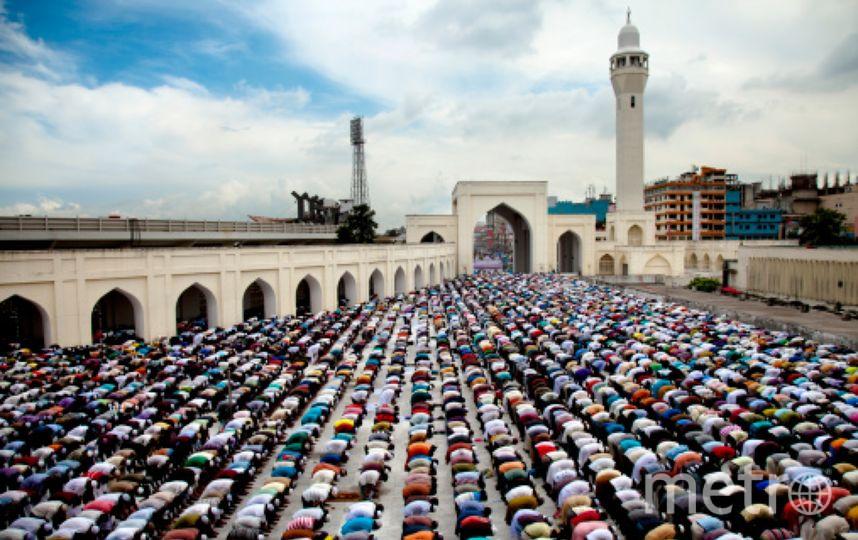 Через 30 суток мусульмане отметя Ураза-байрам. Фото Getty