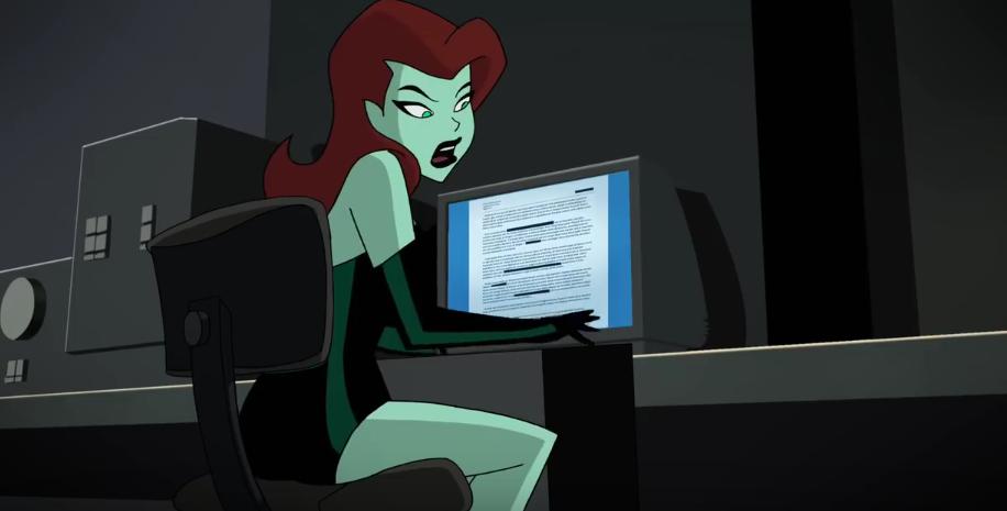 """В Сети опубликовали трейлер анимационного фильма """"Бэтмен и Харли Квинн""""."""