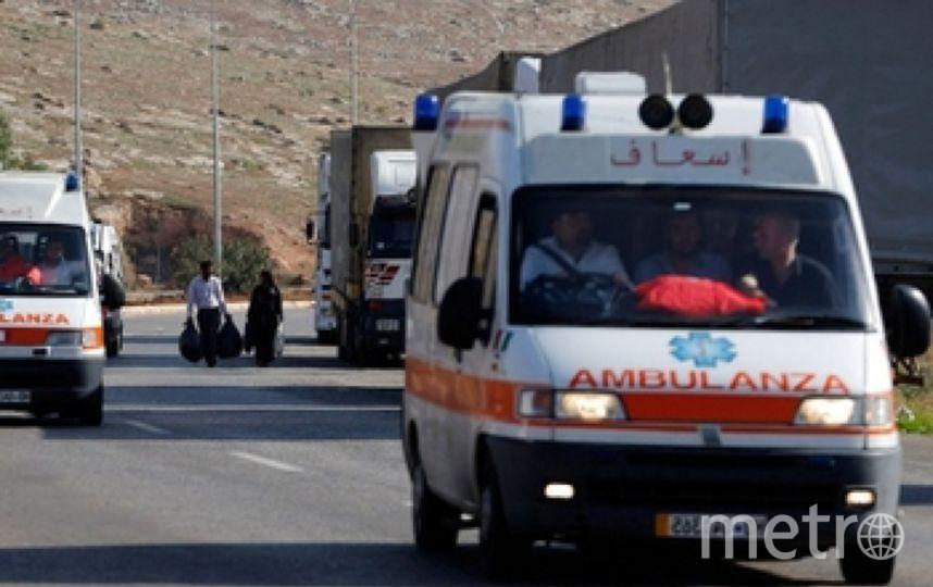 В Турции в результате ДТП погибло 8 человек. Фото Скриншот Youtube