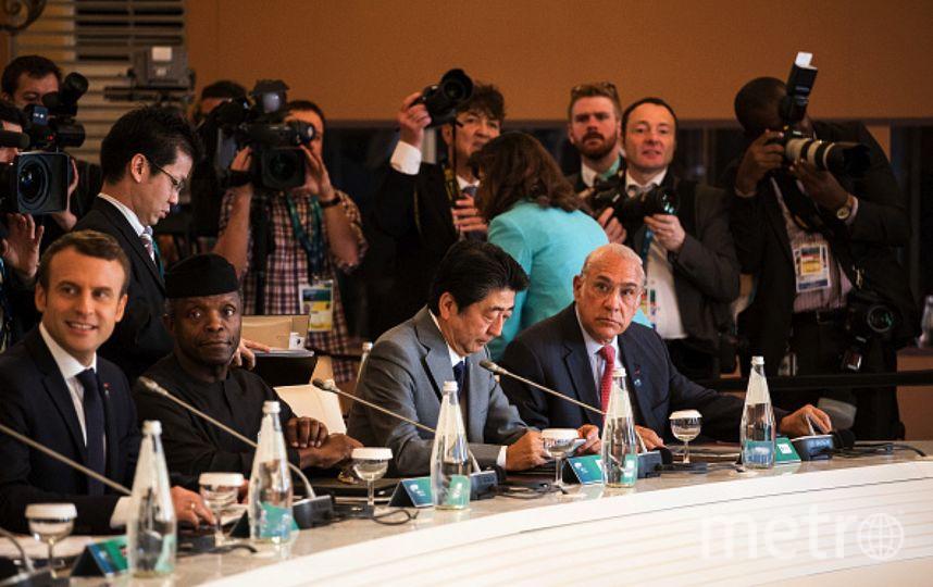 """Китай осудил заявление """"Большой семёрки"""" о демилитаризации. Фото Getty"""