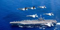США направили ещё один авианосец к Корейскому полуострову