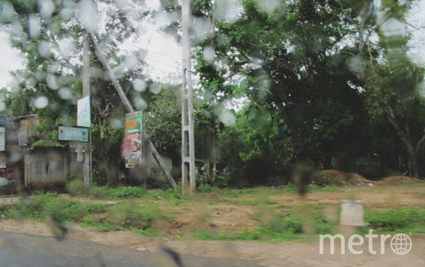 Число жертв в результате наводненйи на Шри-Ланке резко возросло. Фото Getty