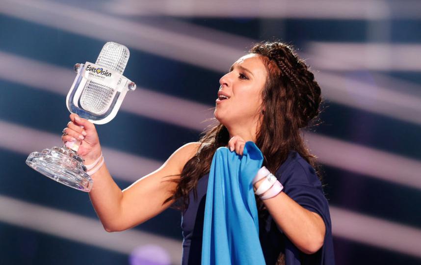 """Джамала прокомментировала инцидент с пранкером на """"Евровидении - 2017"""". Фото Все- скриншот Instagram"""