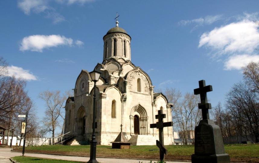 Спасский собор Андроникова монастыря. Фото скриншот с сайта 2DO2GO.