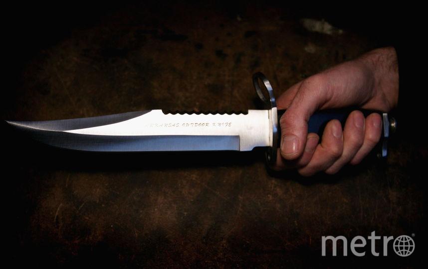 Нож. Фото Getty