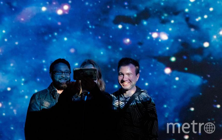 Осенью в Петербурге откроется самый большой в мире планетарий.
