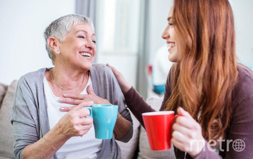 Istock. Фото Много взрослых людей продолжают жить вместе со своими родителями.