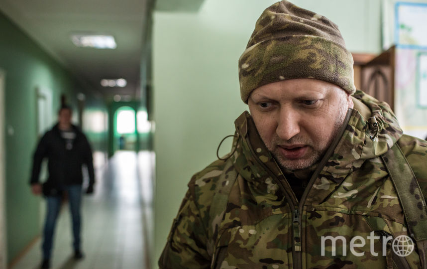 Александр Турчинов. Фото Getty