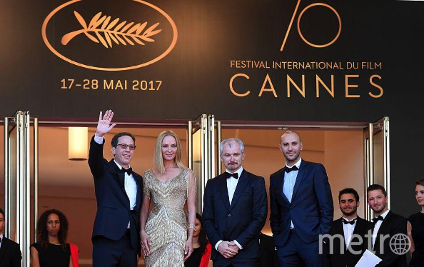 На Каннском фестивале - 2017 по красной дорожке прошли звезды. Фото Getty