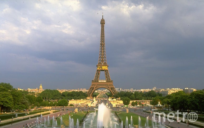 Эфелева башня – прекрасный символ Франции. Фото Getty