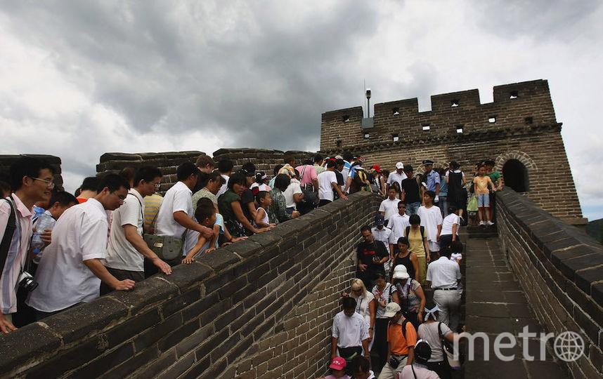 Этому мешает бешеное количество туристов. Фото Getty