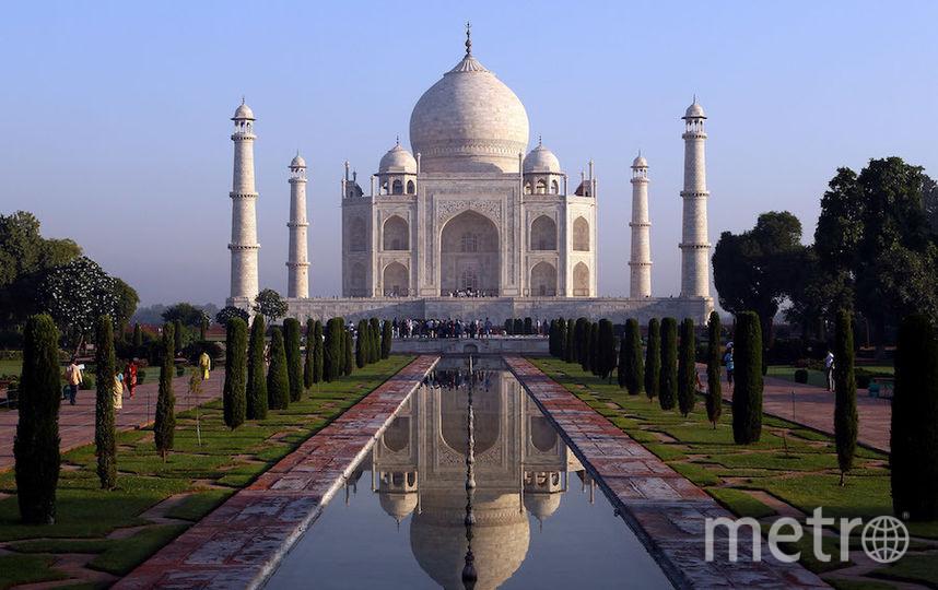 Индийский Тадж-Махал признан одним из самых красивых сооружений мира. Фото Getty
