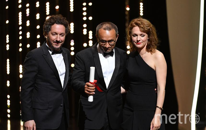 Звягинцев получил приз симпатий жюри на в Каннах. Фото AFP