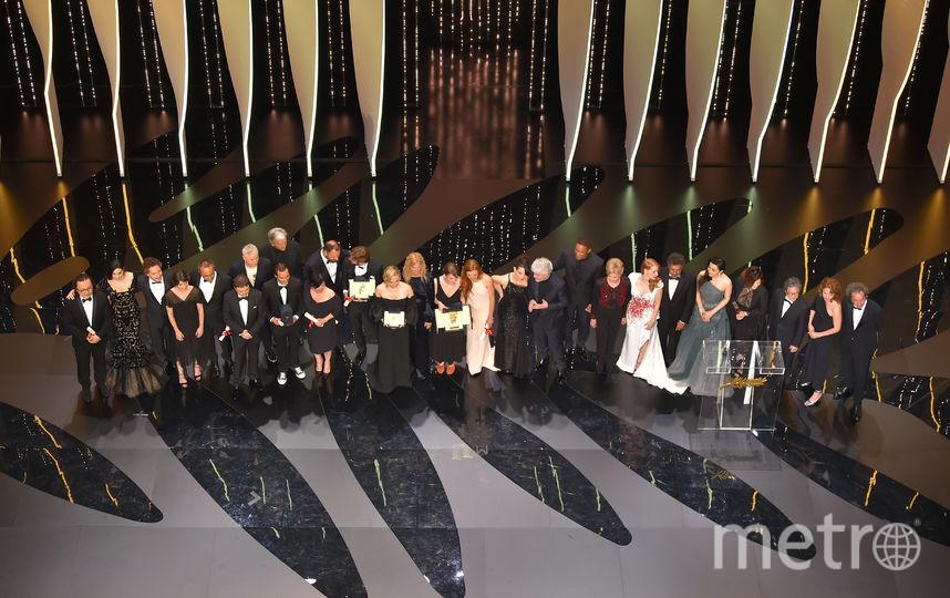 Кинофестифаль в Каннах. Фото AFP