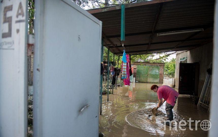 Последствия наводнения в Ставропольском крае. Фото Getty