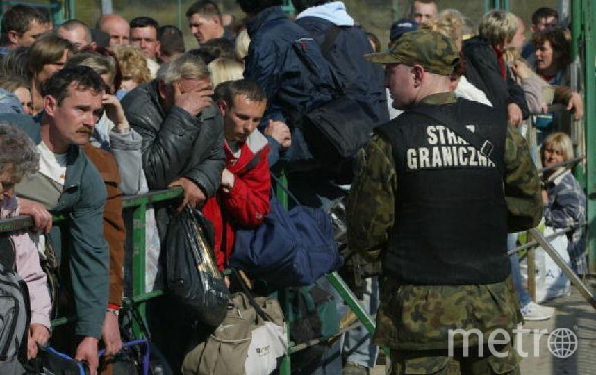 В Польше начались массовые увольнения украинцев