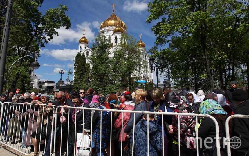 Мощи Николая Чудотворца в монастыре Старочеркасска пробудут доконца недели