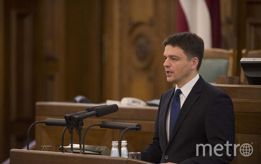 Депутат Эдвин Шноре. Фото Wikipedia/Saeima