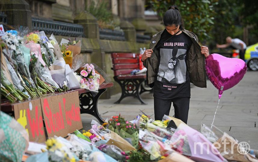Ариана Гранде даст благотворительный концерт в Манчестере. Фото Getty