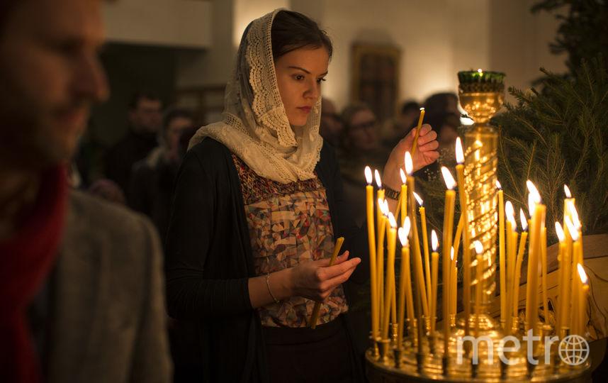 День Святой Троицы— Пятидесятницы отмечают православные