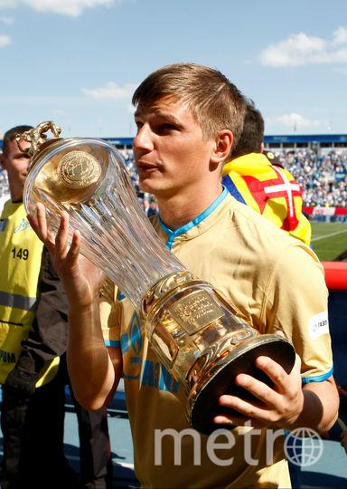 """Андрей Аршавин в """"Зените"""", чемпионство. Фото Getty"""