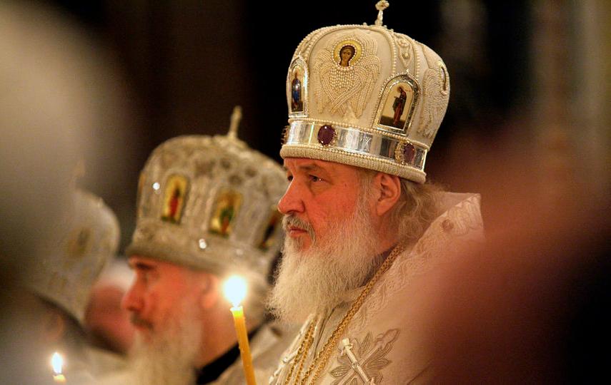Патриарх Кирилл стал почетным медиком Киргизско-Российского славянского университета