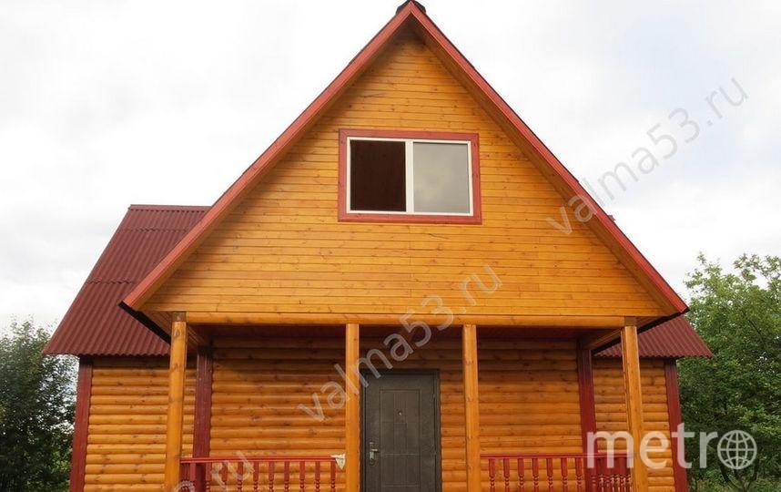 Дома из бруса под ключ могут пробыть в эксплуатации несколько десятков лет.