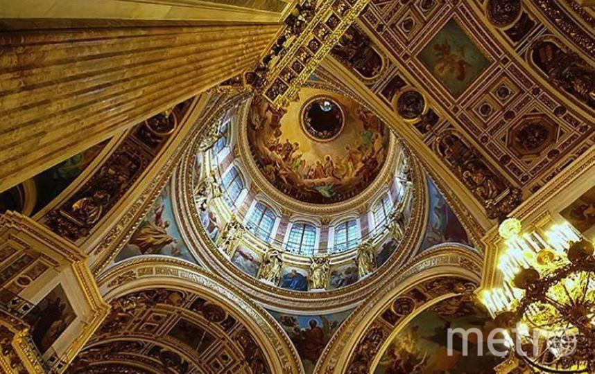 В Петербурге откроют колоннаду Исаакиевского собора для ночных экскурсий.