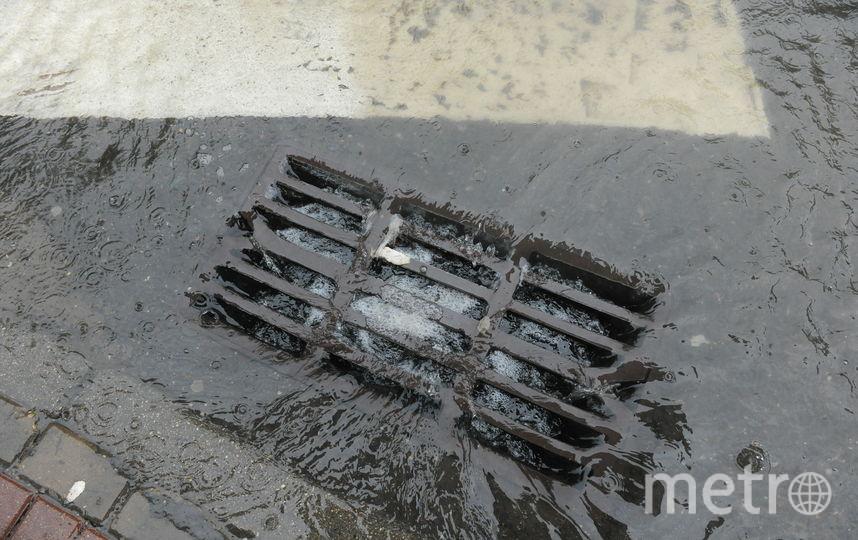 """Ураган в столице. Фото Василий Кузьмичёнок, """"Metro"""""""