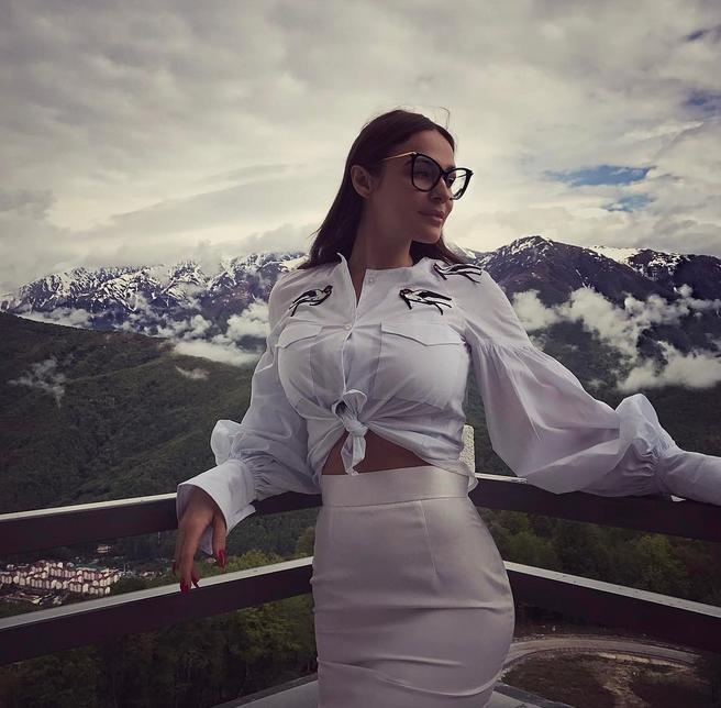 Алёна Водонаева - фотоархив.