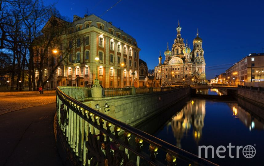 Храм Спаса на Крови отреставрируют за 78 млн рублей. Фото Getty