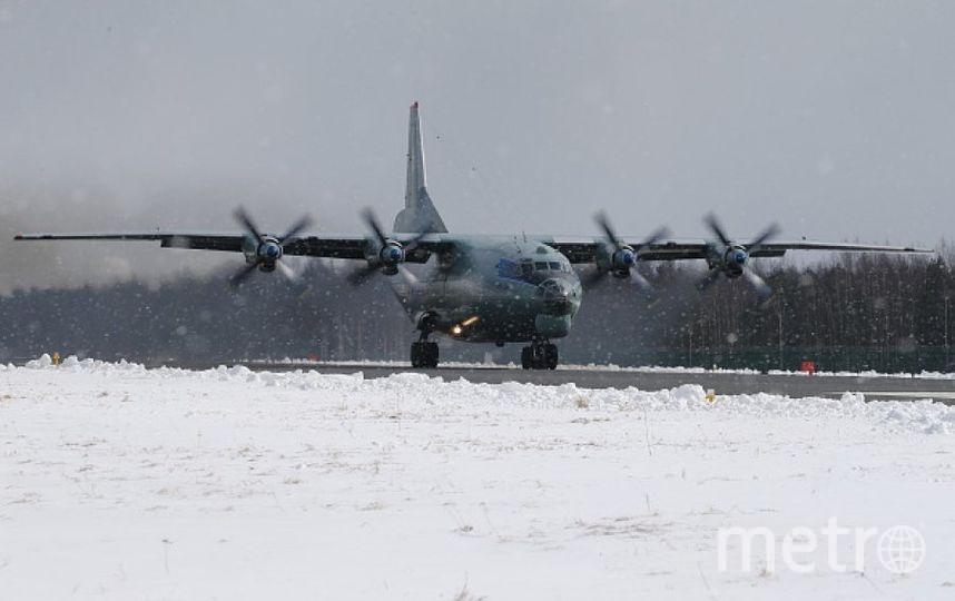 Ан-26. Фото Getty