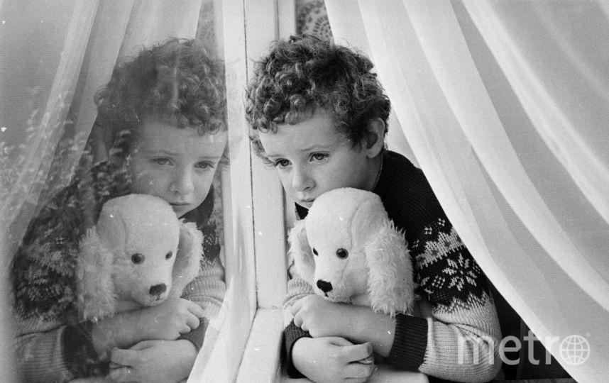 В Петербурге из окна выпал ребенок. Фото Getty