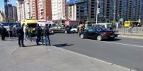 В серьёзном ДТП на Савушкина есть пострадавшие