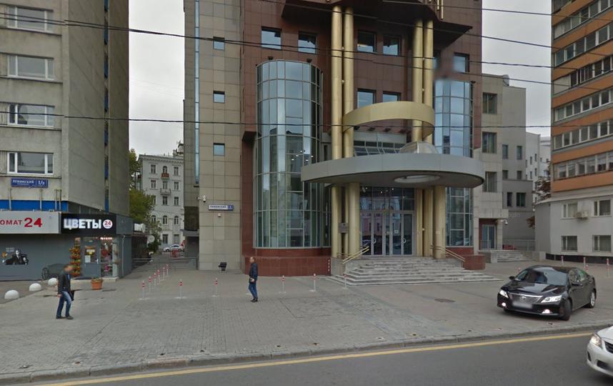 Здание Центробанка на Ленинском проспекте в Москве. Фото google/maps