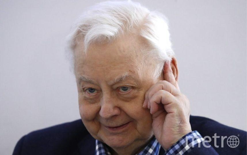УОлега Табакова избанка украли практически 700 млн руб.