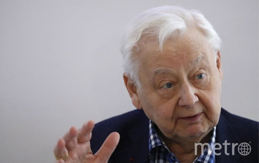 Олег Табаков. Фото Getty