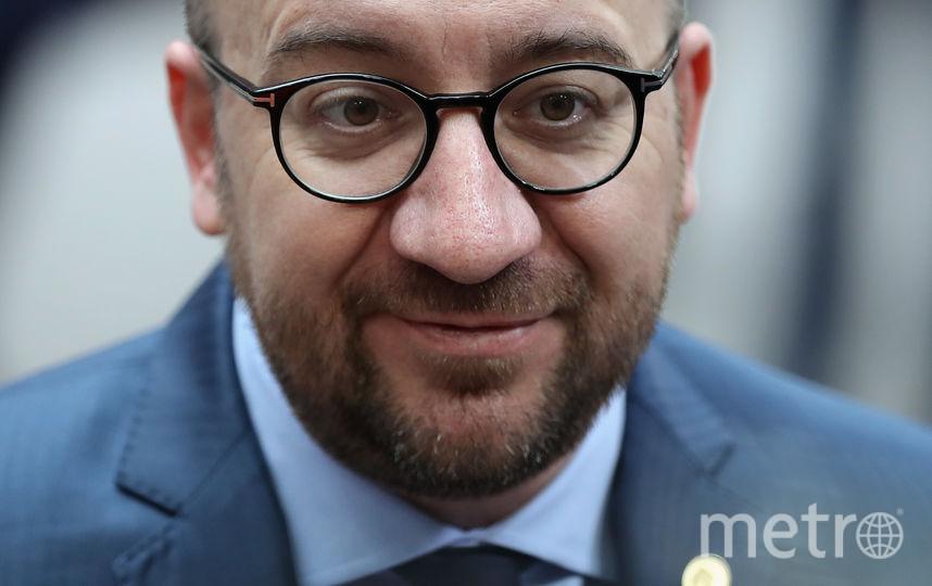 Фото оглушенного премьера Бельгии покорило Сеть. Фото Getty