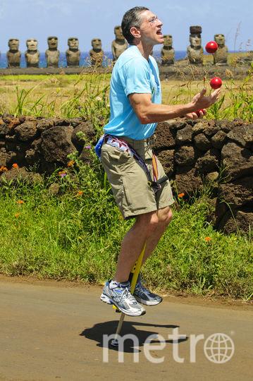 Ашрита Фурман, 62-летний американец, установивший более 600 рекордов Гиннесса. Фото предоставлено героем публикации
