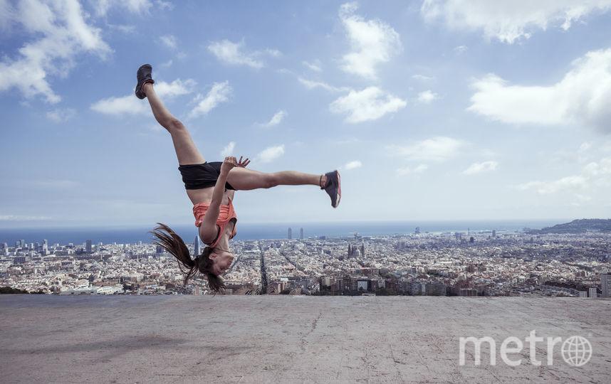 Акробатический этюд. Фото ISTOCK